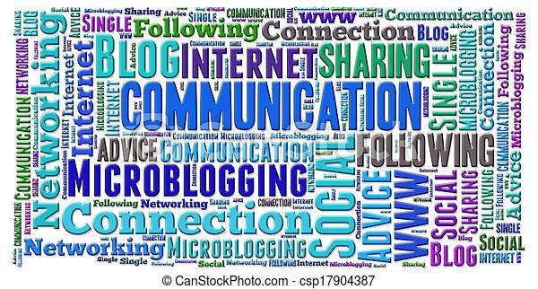 コミュニケーション - csp17904387