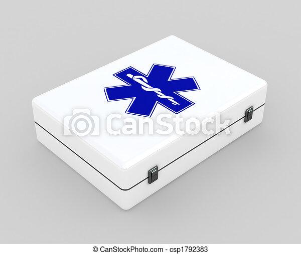 first aid - csp1792383
