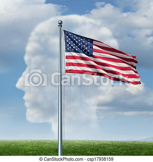 American Citizenship - csp17938159