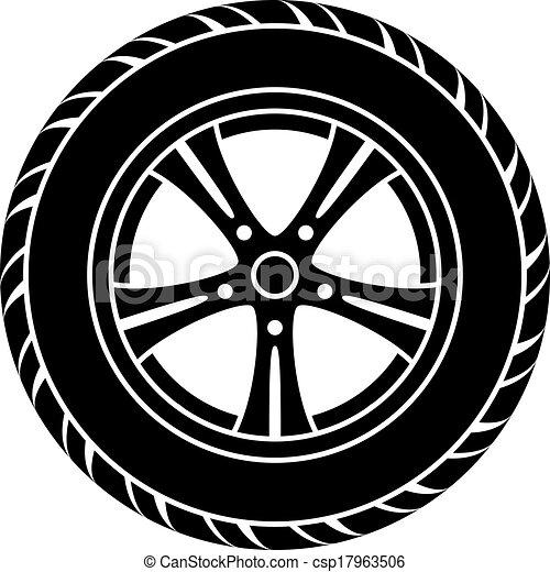 Clip Art Wheel Clip Art wheels clipart and stock illustrations 161336 vector eps car wheel black white symbol