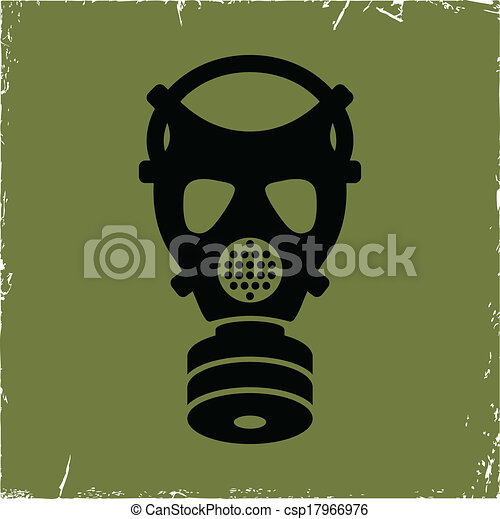 army gas mask vector clipart eps images. 515 army gas mask clip