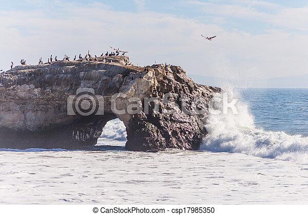 Natural Bridges - csp17985350