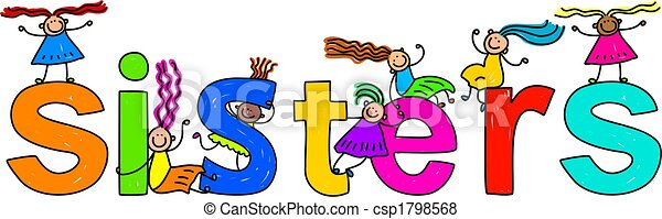 sisters - csp1798568
