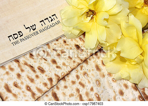 spring holiday of Passover - csp17987403