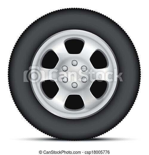 illustrations de roue voiture illustration wheel disque de voiture csp18005776. Black Bedroom Furniture Sets. Home Design Ideas