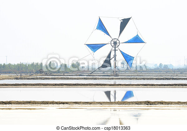 Windmill for agriculture - csp18013363