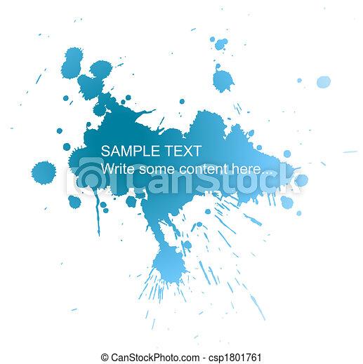 fresh wash background - csp1801761