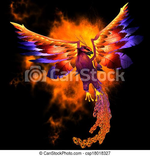 Phoenix Illustrations and Clip Art. 3,181 Phoenix royalty free ...