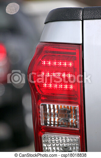 LED Indicator Automobile lamp. - csp18018838