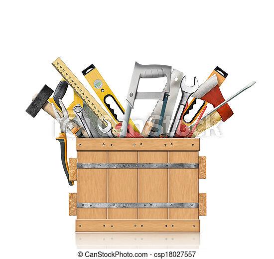 herramientas - csp18027557