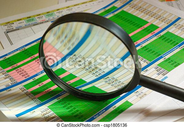 financial analysis - csp1805136
