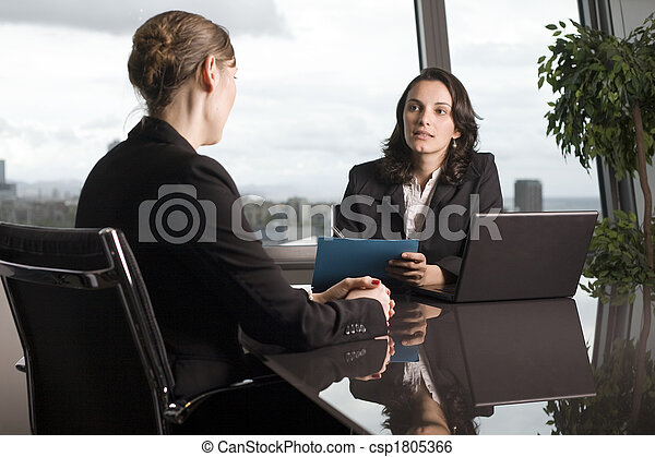 Job Interview - csp1805366