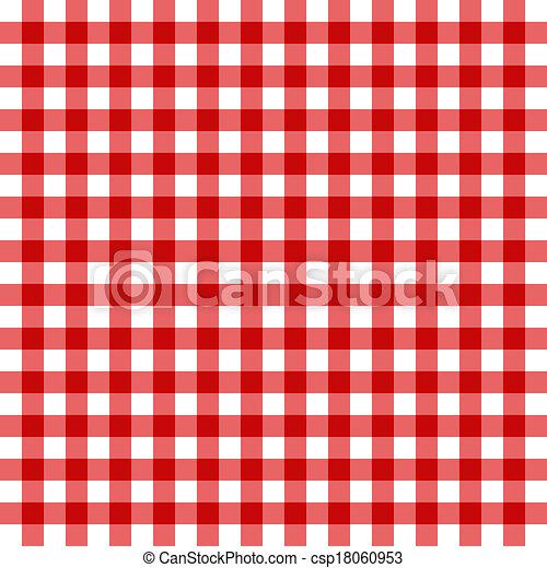 식탁보, 고전 - 삽화, 의, 고전, 빨강, 프레드, 식탁보, 와..., 백색 ...