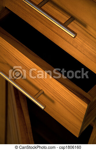 Wooden furniture - csp1806160