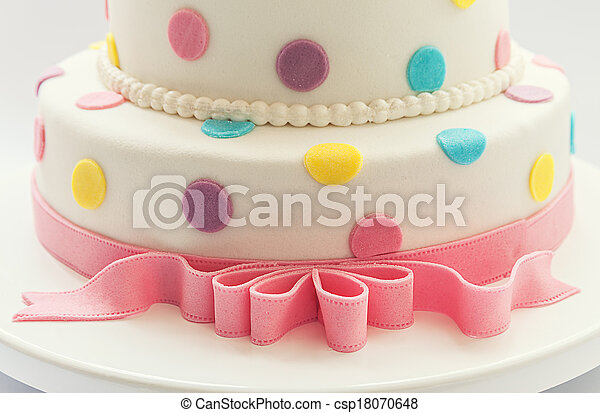 Birthday cake - csp18070648