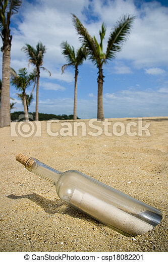 Message in a Bottle - csp18082201