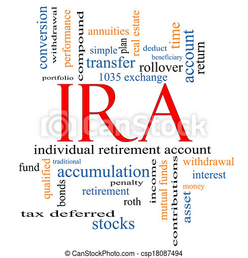 individual retirement account essay With an individual retirement account (ira) from midfirst bank, you will receive a guaranteed rate of return and the safety of an fdic - insured investment, up to legal limits.