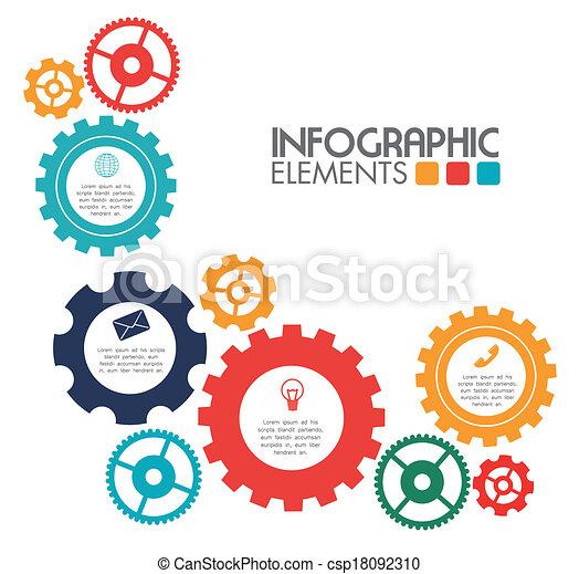 gears design - csp18092310