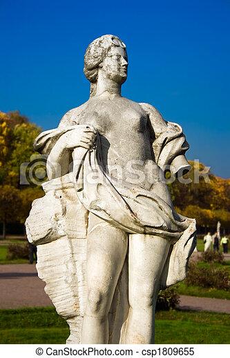 Greek Statue - csp1809655