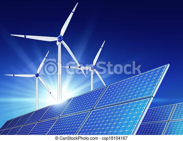 green energy - csp18104167