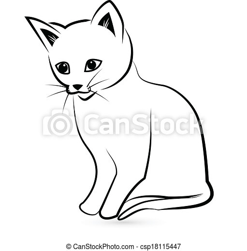 Bird Tribal Illustration 17567380 together with Maine Coon Kitten Profile 23532324 in addition NUyUkgNadOUIU besides Spook Up Your Brand additionally Contour Camera Drawing 14424922. on cat clip art