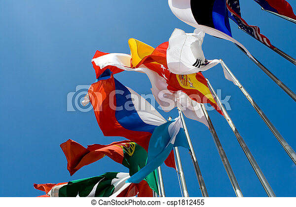 International Flags - csp1812455