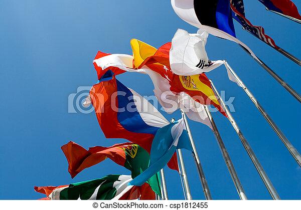 International Flags - csp1812455