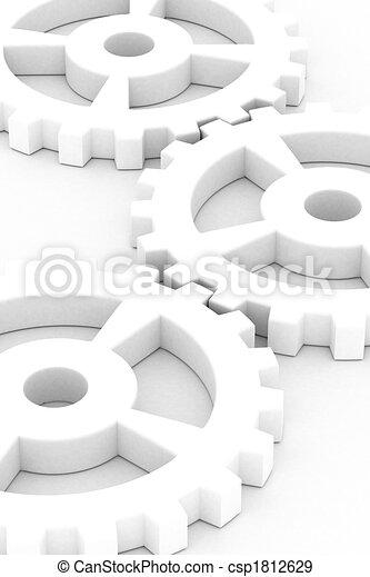 Gear Wheels - csp1812629