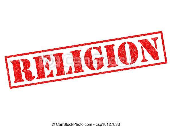 RELIGION - csp18127838
