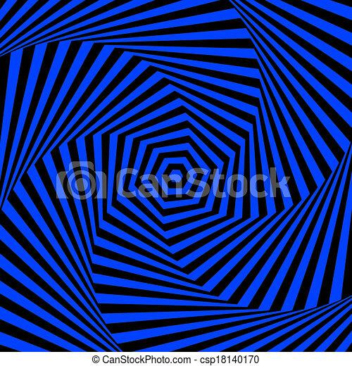 Blue Illusion Logo Blue Illusion Background