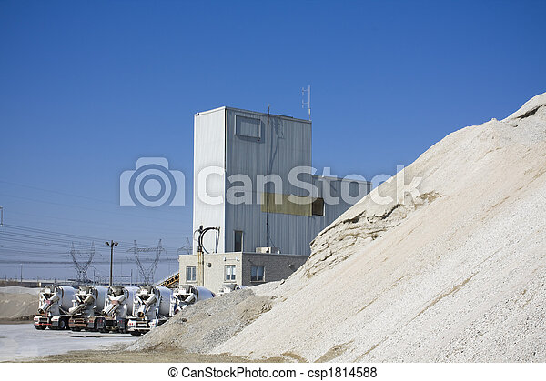 Cement Production Facility - csp1814588