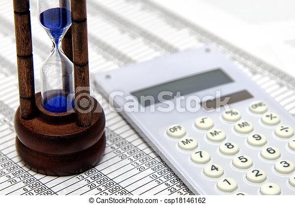 Accounting - csp18146162