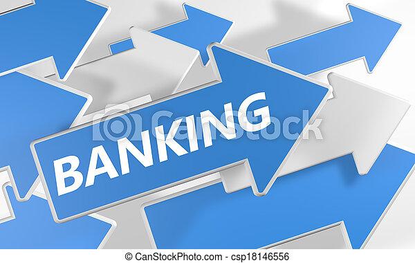 Banking - csp18146556