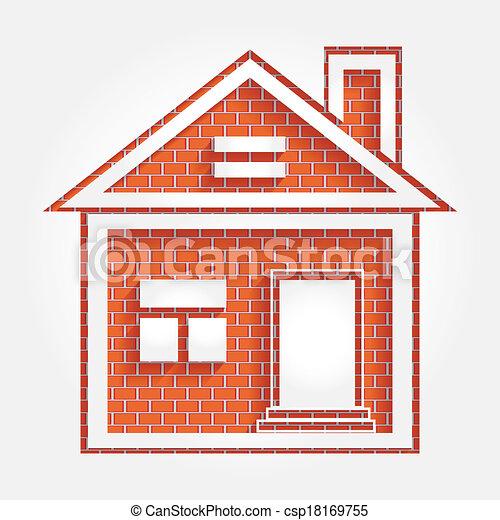 vecteur clipart de mur  maison  brique illustration Gold Brick Clip Art Brick by Brick Clip Art