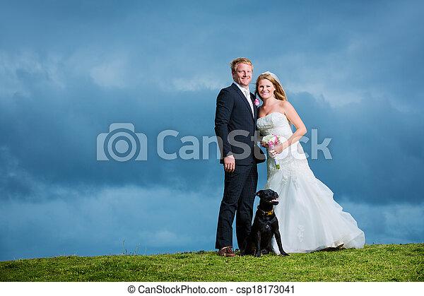 婚禮 - csp18173041