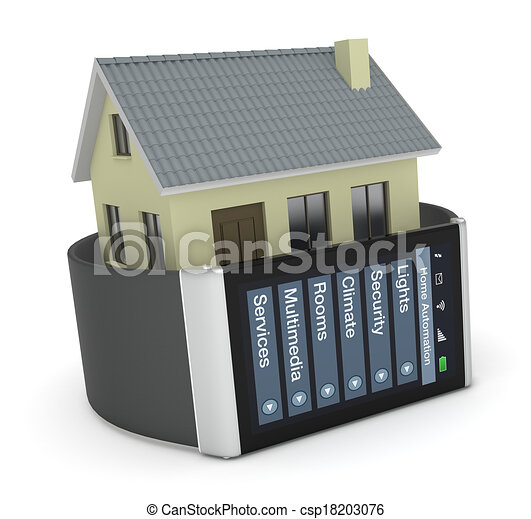 home automation - csp18203076