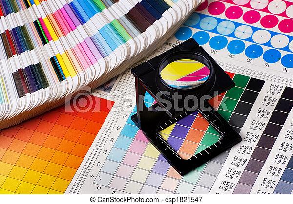 couleur, gestion, ensemble - csp1821547