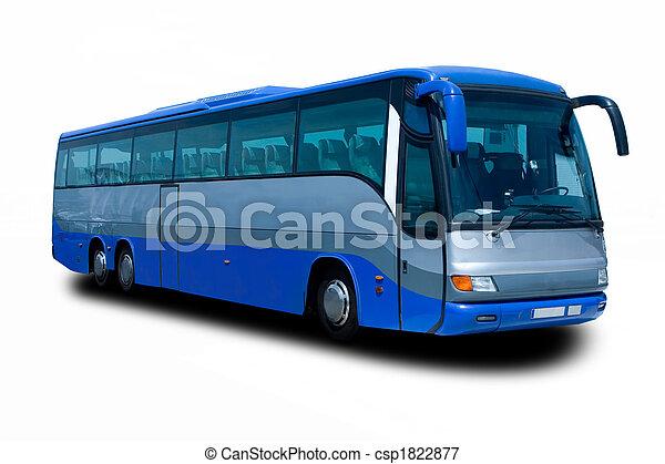Tour Bus - csp1822877