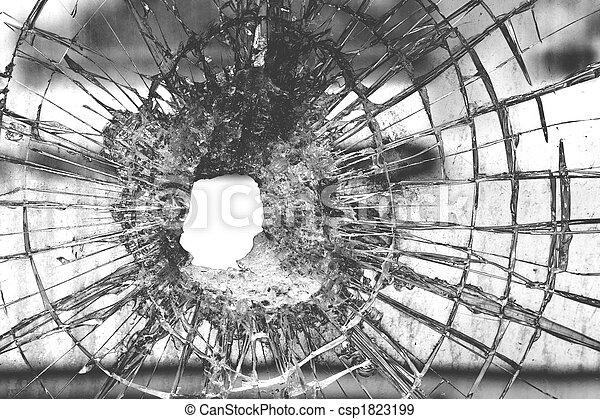 Broken Window - csp1823199