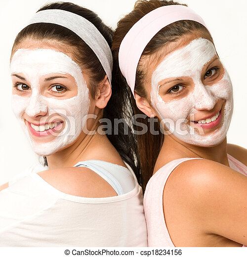 Mouth facial fruit mask want deep