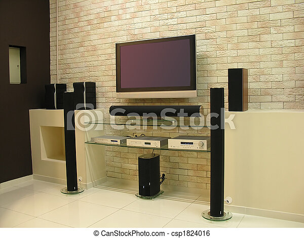 home theater - csp1824016