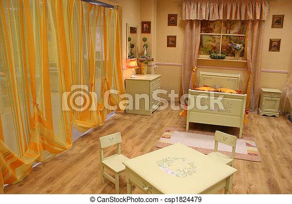 child room - csp1824479