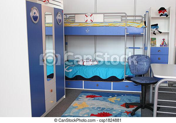 child room - csp1824881