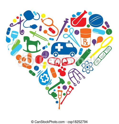 Medical Icons - csp18252794