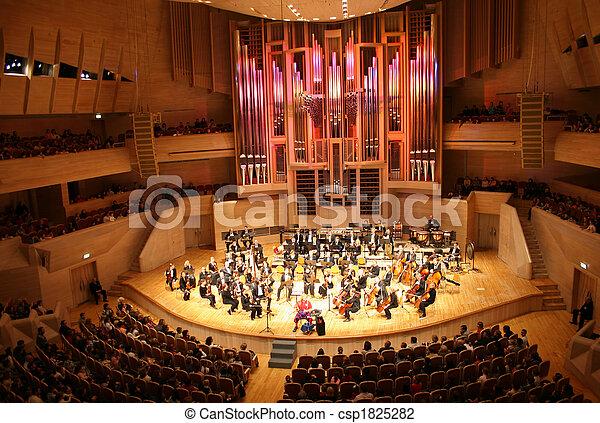 symphony orchestra - csp1825282
