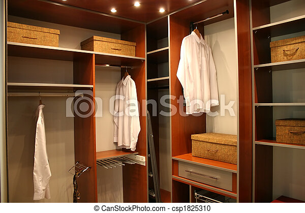 dressing room - csp1825310
