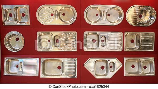 many sinks - csp1825344
