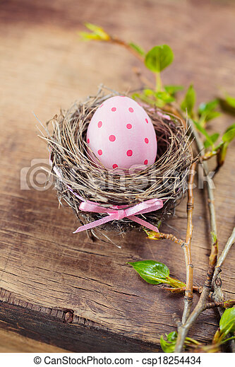 Easter egg - csp18254434