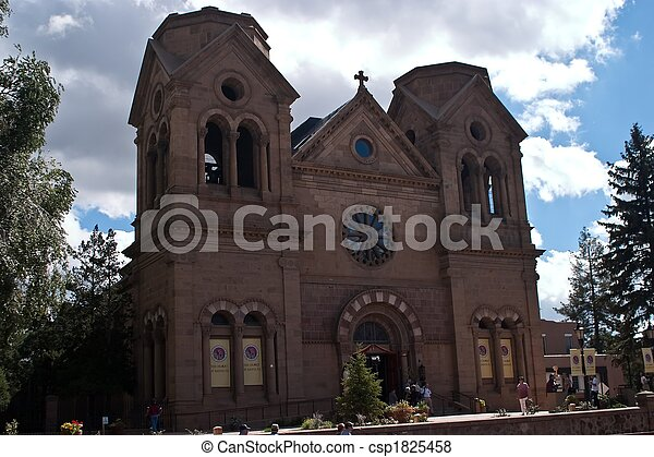 Basilica of Saint Francis of Assisi - csp1825458