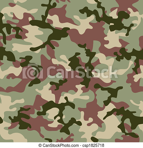 camouflage jungle - csp1825718